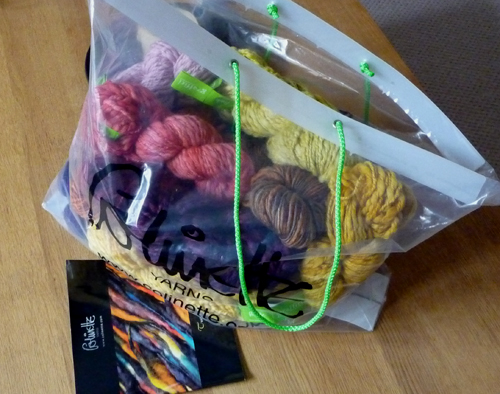 Purchases colinette