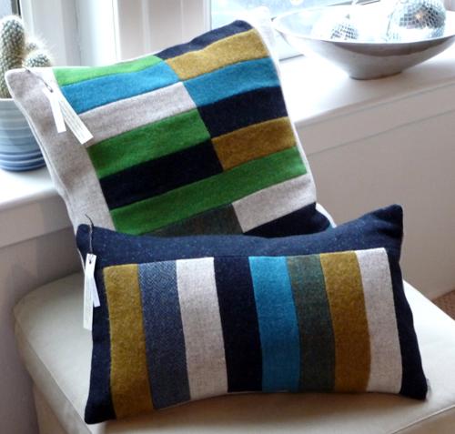 New cushions 2
