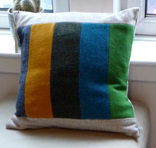 New cushions 4