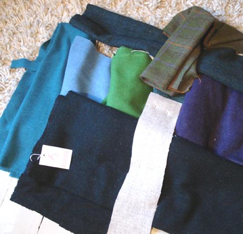 Tweeds ness bag