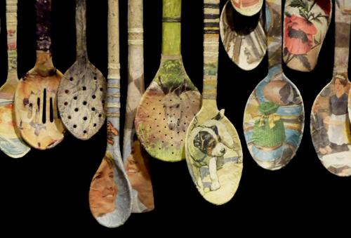 C-u spoons
