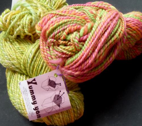 Yummy yarn 1