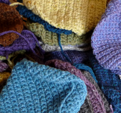 Close up squares 3
