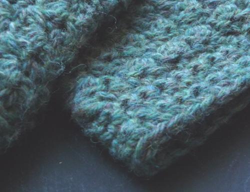 Green mitt 2