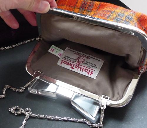 Inside bags