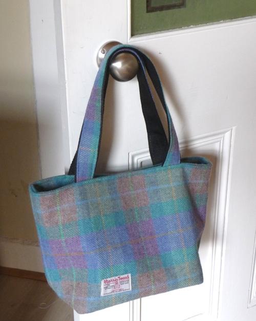 Bag on handle