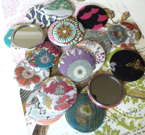 Liberty mirrors assorted