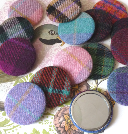 Assorted mirrors general tweed