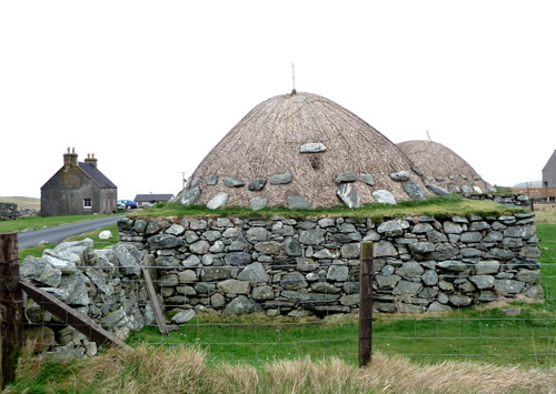 Blackhouse at arnol